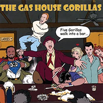 Five Gorillas Walk Into a Bar...