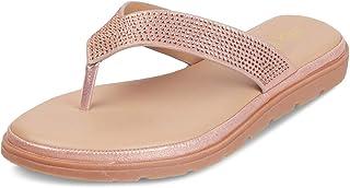 tresmode Women Fashion Slippers   Footwear Flat Sandals for Girls