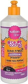 Salon Line Creme Para Pentear Crespissimo Poder, Branco