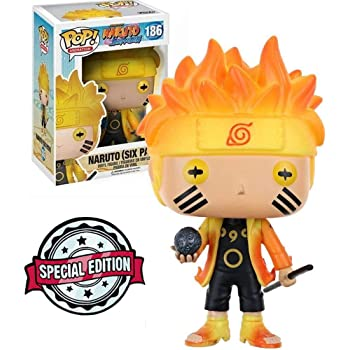 Funko POP! Naruto (Six Path) Glow In The Dark #186