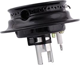Gas Range Sealed Burner Head & Igniter Assembly for Maytag, Magic Chef, Part 3412D024-09 74003963, 12500050 by Seelong