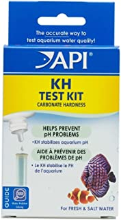 API 3 Pack of Carbonate KH Test Kits for Fresh and Salt Water Aquariums