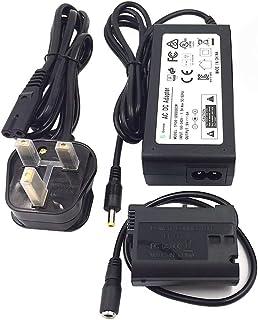 Reemplazo para Nikon Charger MH-25 MH25 Pour Nikon EN-EL15 Battery Cargador de Bater/ías para C/ámaras Digitales Battery Charger for NIkon Digital Cameras Coolpix V1 D600 D610 D7100 D810 D7000 D800E
