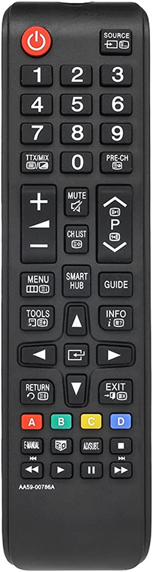 Telecomando universale samsung tv remote control per hdtv smart tv lcd led or plasma tvs docooler ZLC3998338144406KO