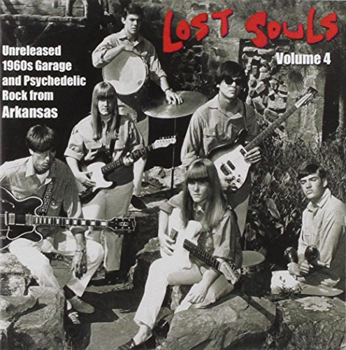 Lost Souls Vol.4:1960\'s Garage