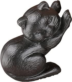Best cast iron cat doorstop Reviews