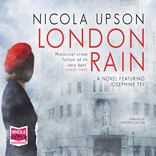 London Rain cover art