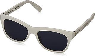 نظارات شمسية مارك جاكوبس كيدز مارك 158/S KU C29 49 لون ابيض/ازرق افيو