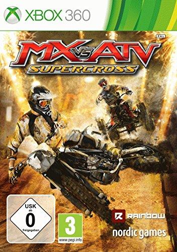 Nordic Games MX vs. ATV Supercross Xbox 360 Basic Xbox 360 Tedesca videogioco