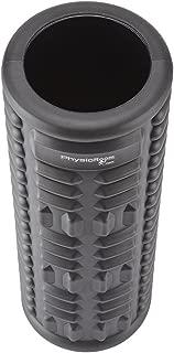 PhysioRoom EVA Elite Grid Rodillo de espuma 15cm x 40cm - Ideal para Core Body Workout y Masaje, Yoga, Pilates & Fitness, Rodillo Muscular, Objetivos Puntos de Activaci�n durante la Rehabilitaci�n, Masajeador de tejidos blandos