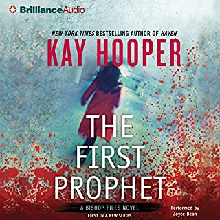 The First Prophet audiobook cover art