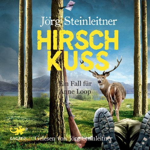 Hirschkuss audiobook cover art