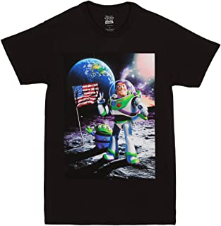 Toy Story Cosmic Explorer Adult T-Shirt