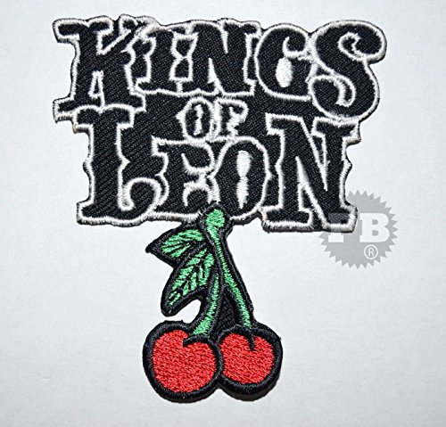 Embrologos KINGS OF LEON Music Band Rock Heavy Metal Sew Iron On...