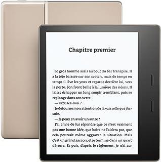 bafa334d63a3e Kindle Oasis, Résistant à l'eau, 32 Go Wi-Fi, Génération