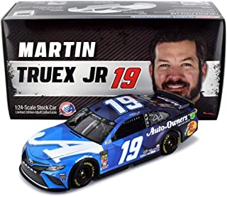 Lionel Racing, Martin Truex Jr, Auto-Owners Insurance, 2019, Toyota Camry, NASCAR Diecast 1:24 Scale