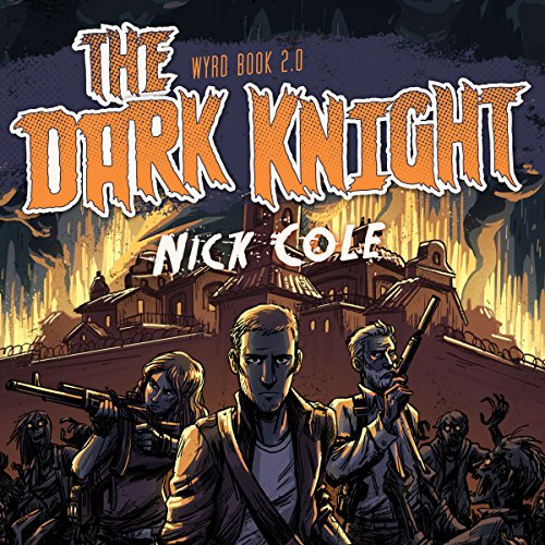 The Dark Knight cover art