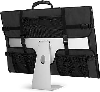 """CURMIO Bolsa para Ordenador iMac, Bolsa iMac 21.5"""" y 24""""de Apple, Funda Protectora para iMac, Funda de Polvo con Manija de..."""