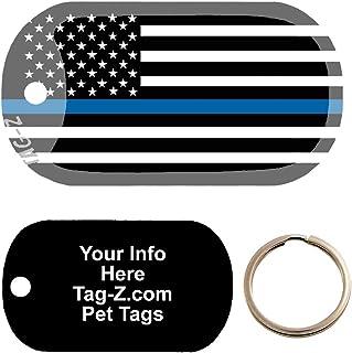 Custom Engraved Pet Tag Tag Z