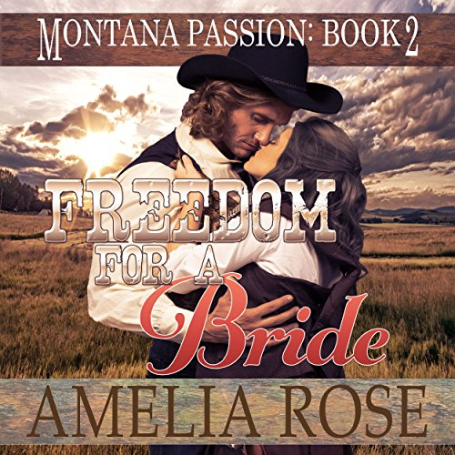 Freedom for a Bride audiobook cover art