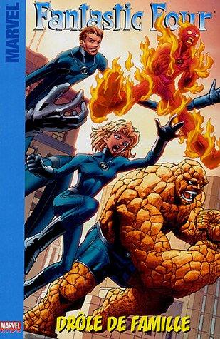 Fantastic Four T01 Drole De Famille