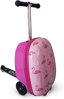 "Zinc Flyte Fifi The Flamingo 18"" Case Scooter"