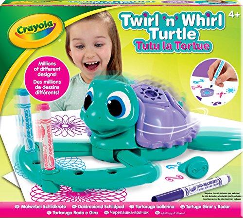 CRAYOLA Twirl N Whirl Schildkröten
