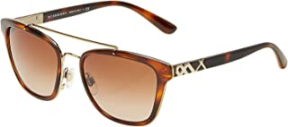 Burberry Square Women's Sunglasses - SBUR 4240 3316/13 56-59-19-140 mm