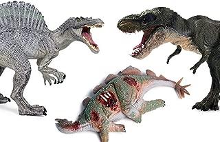 Best dinosaurs t rex vs spinosaurus toys Reviews