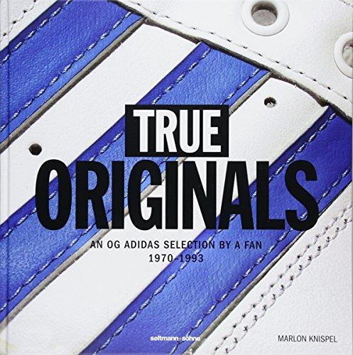True Originals: An OG Adidas Selection by a Fan 1970-1993