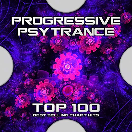 Progressive Psytrance Top 100 Best Selling Chart Hits