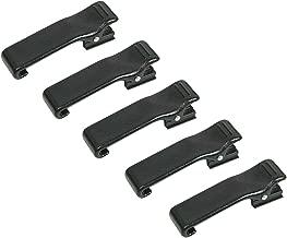 bestkong 5 X Belt Clip for Motorola Radio CP200 PR400 P110 P1225 SP50