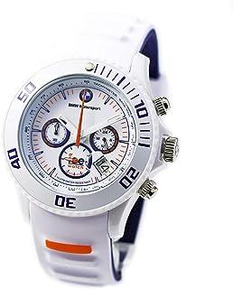 [アイスウォッチ]ICE WATCH メンズ BMW MOTORSPORT 48ミリ クロノグラフ ホワイト BM.CH.WE.B.S.13 腕時計 [並行輸入品]