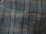 Meterware als Dekostoff- Woll-Polyester-Stoff Herbst und