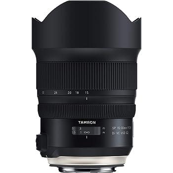 Tamron SP 15-30mm F/2.8 Di VC USD G2 for Canon Digital SLR Camera (Tamron 6 Year Limited USA Warranty)