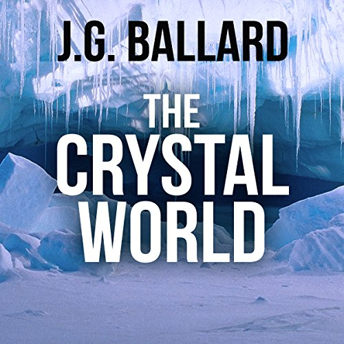 The Crystal World audiobook cover art