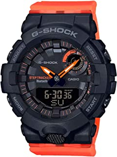 Casio GMAB800SC1A4 G-Shock Women Women's Watch Orange 50.7mm Resin