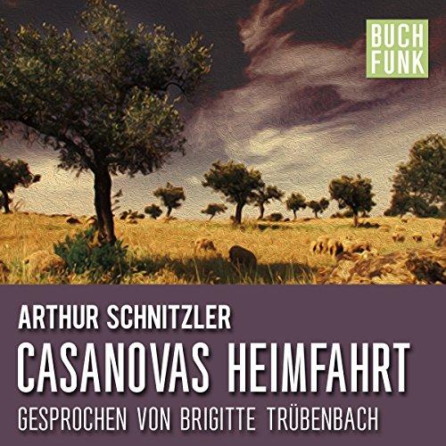 Casanovas Heimfahrt audiobook cover art