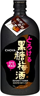 チョーヤ 黒糖梅酒 720ml