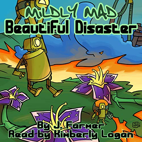 Beautiful Disaster (Mildly Mad) audiobook cover art