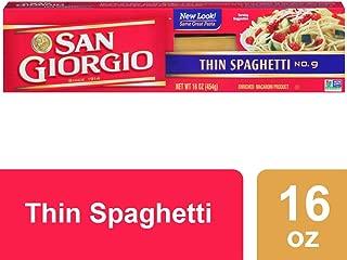 San Giorgio Thin Spaghetti, 16-Ounce