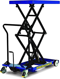 Pake Handling Tools - Low Profile Double Scissor Lift Table, 660 lbs, 33 X 23