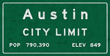 Best austin metal sign Reviews