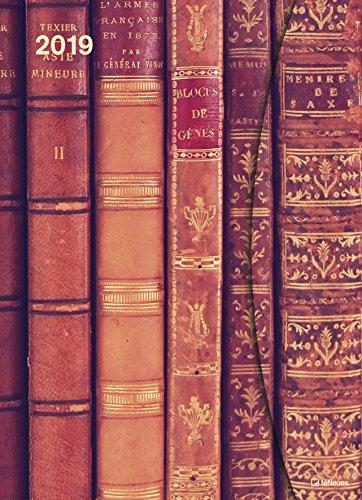 Antique Books 2019: Buchkalender Büro