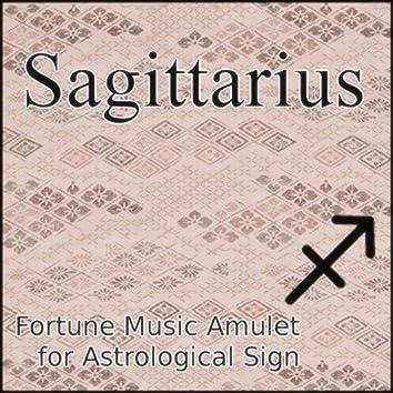 Sagittarius Power Music Amulet for Astrological Sign