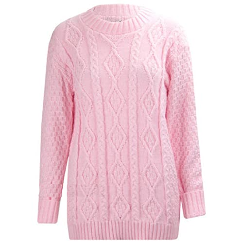 cf7c9a064be Chunky Knit Jumpers: Amazon.co.uk