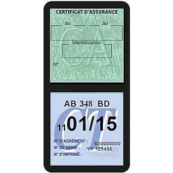 fond transparent Un Porte certificat neutre pour assurance  ou CT A +