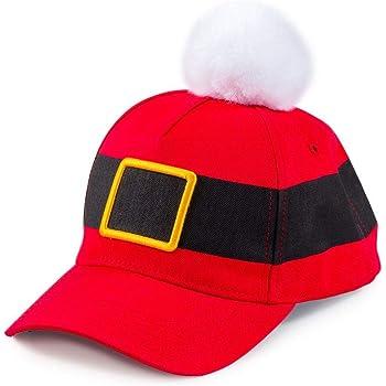 Tipsy Elves Unisex Christmas Hats - Holiday Christmas Baseball Caps for Men & Women