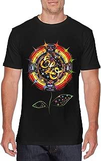 Mens Vintage ELO T Shirt Black