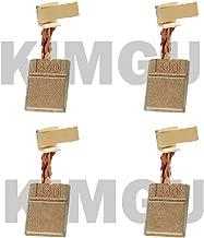 KIMGU CB440 CB 440 Carbon Brushes replacement for Makita CB-440 CB-448 CB-436 195021-6 194427-5 194159-4 (4 pcs per lot)